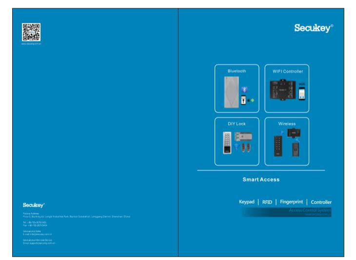 Secukey Catalogue